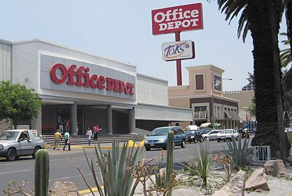 Merger doesn\u0027t affect Office Depot in Mexico