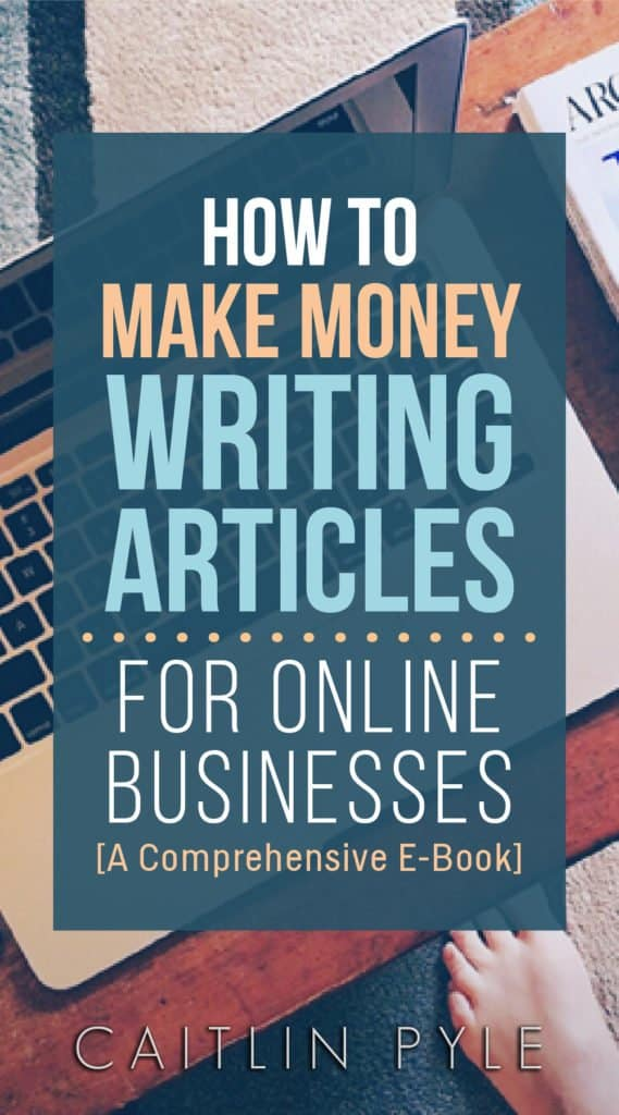 How to Make Money Writing SEO Articles - Work Articles