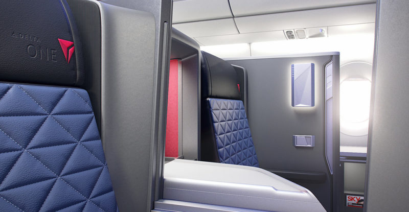 Mulling the impact of new Delta 777 layout on passenger loyalty