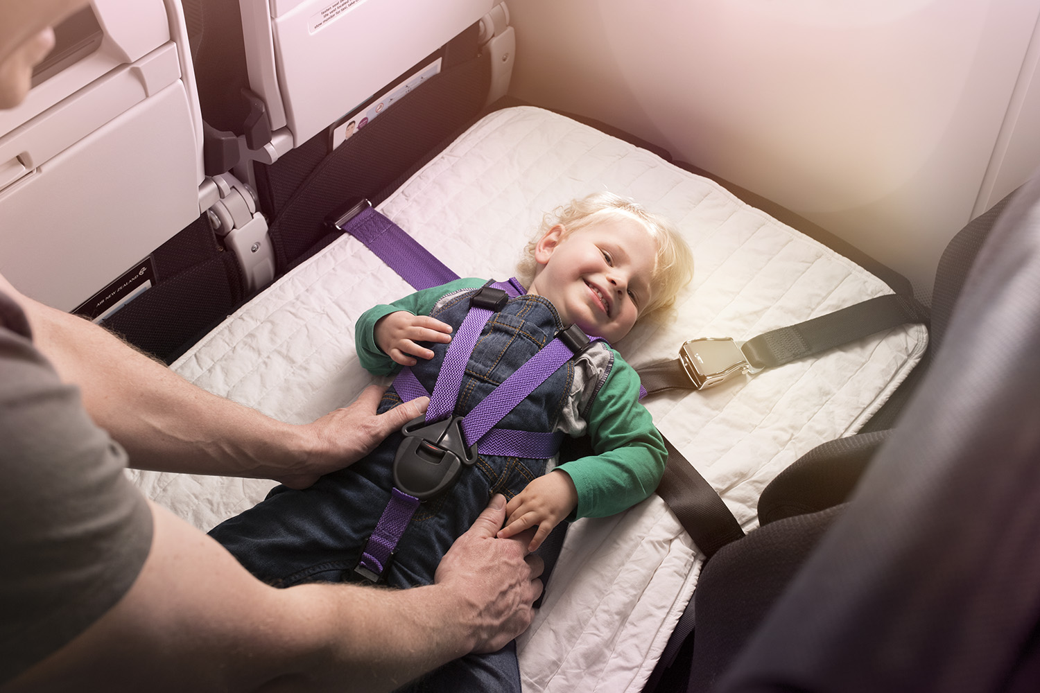 Infant Car Seat Nz Air Nz Explains New Comfort And Safety Options For Infants