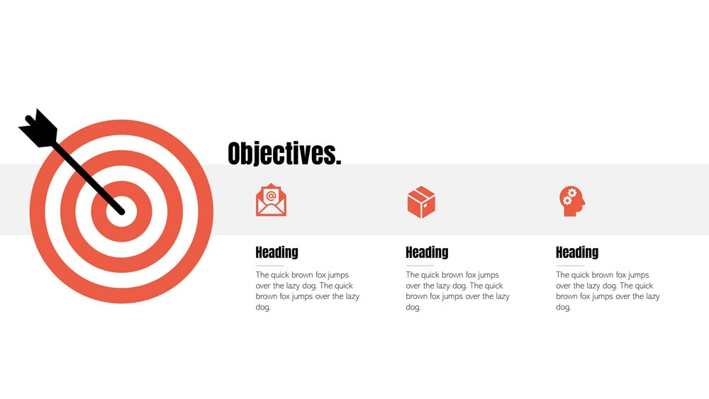 How to Make an Awesome Objectives Slide in PowerPoint