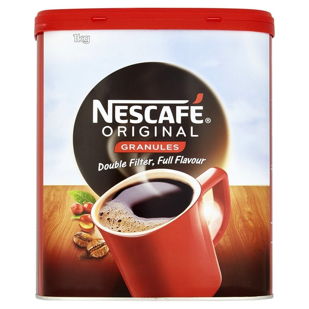 Nescafe Instant Arabica Coffee Best Instant Coffee For That Quick Hot Drink The Coffee
