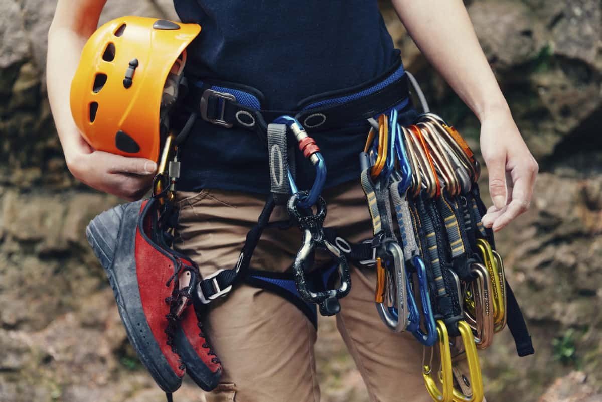 Top 10 Best Climbing Harnesses Of 2018 O The Adventure Junkies