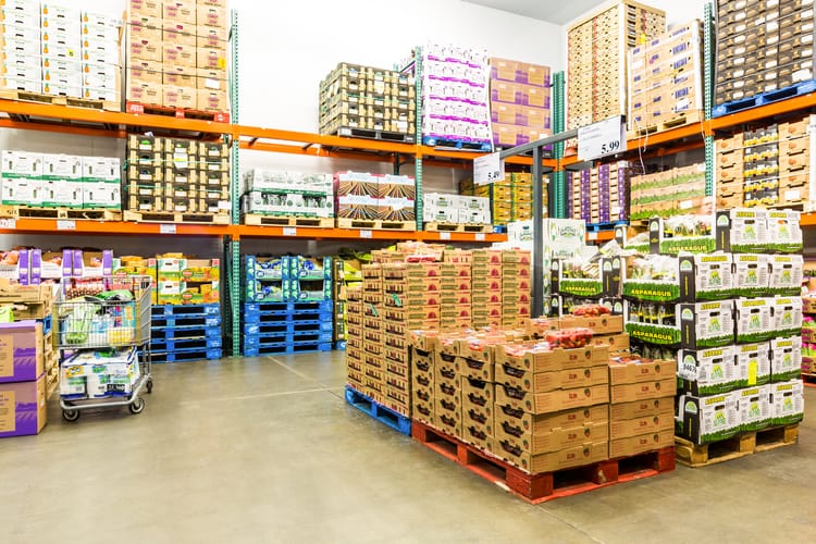 Supermarket Cold Storage Solutions