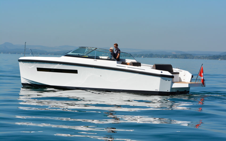 Delta 33 Open | Dana Point CA Yacht Broker | MK Hammer ...