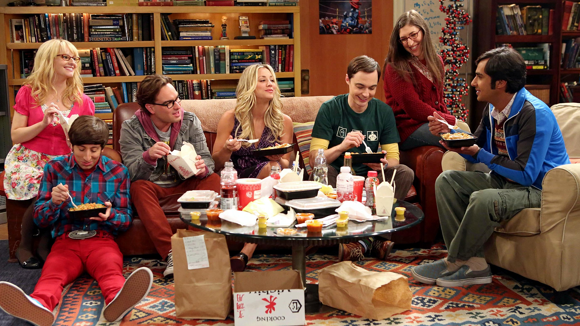 The Big Bagn Theory The Big Bang Theory The Mommy Observation M Andk Serial