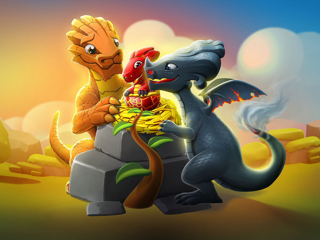 Cute Minions Wallpaper Gameloft Dragon Mania Legends