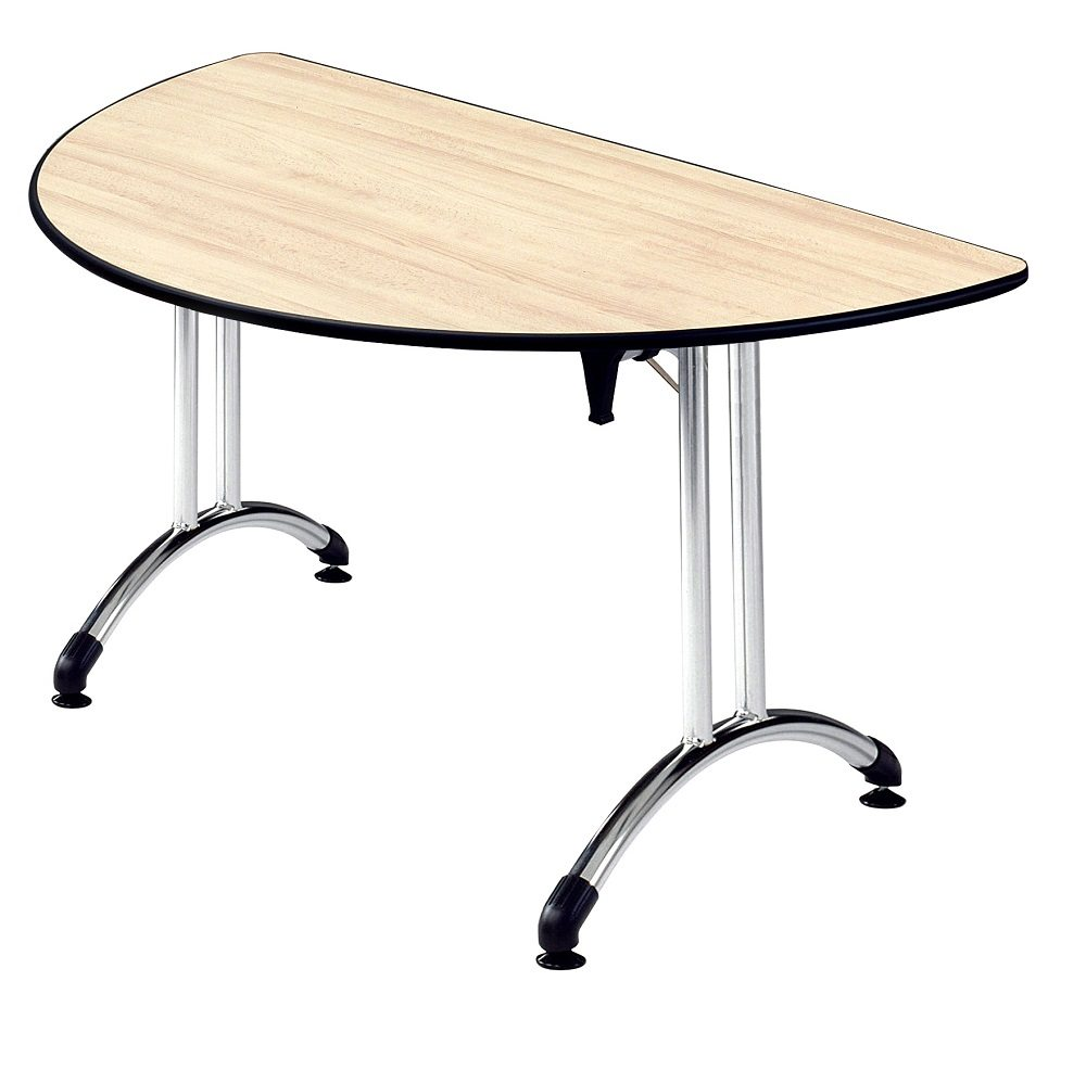 Table Demi Ronde Table Demi Ronde Ø 150 Cm