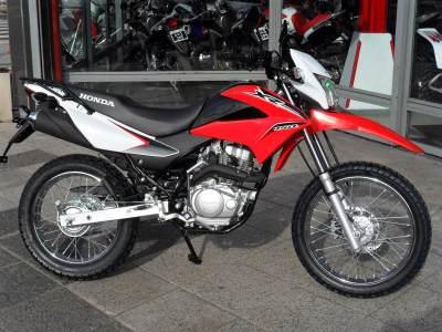 Yamaha xtz 125 or Honda xr 150 L