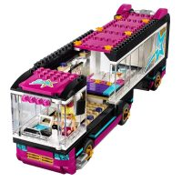 Lego 41106 Friends Pop Star Tour Bus - Pronta Entrega - R ...
