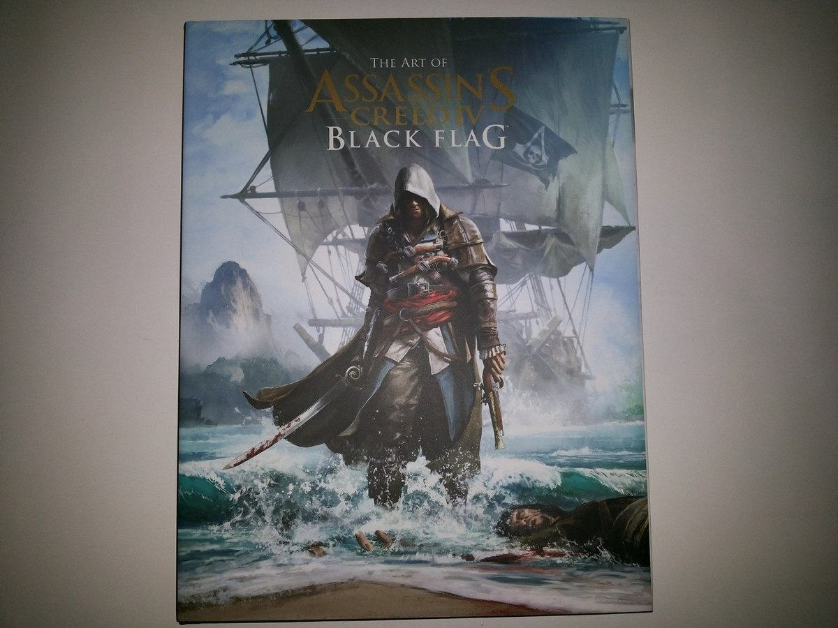 Assassins Creed Libros The Art Of Assassinss Creed Iv Black Flag Assassins Creed