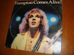 peter frampton comes alive!, 2 lp, show me the way, baby i l