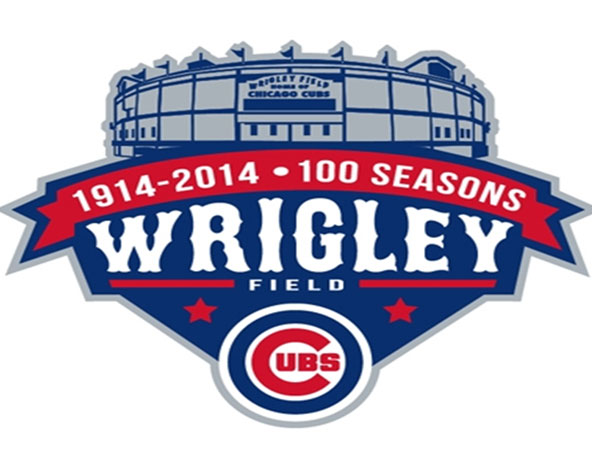 The World Ends With You Iphone Wallpaper Wrigley Field 100 Year Logo Contest Chicago Cubs