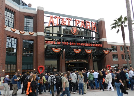 The Bay Area Baseball Extravaganza Concludes with a Trip to AT&T Park (1/6)