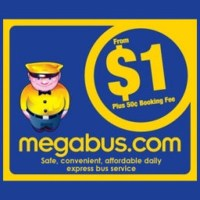 Jump On Prices For Megabus Riding - As You Can Book Now Through May.23 - For Prices As Low As $1