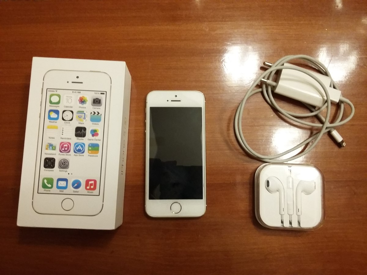 Precio De Iphone 5s Libre Iphone 5s Gold 16gb 190 000 En Mercado Libre