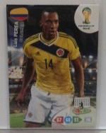 Adrenalyn Xl Fifa World Cup Brazil Luis Perea Colombia