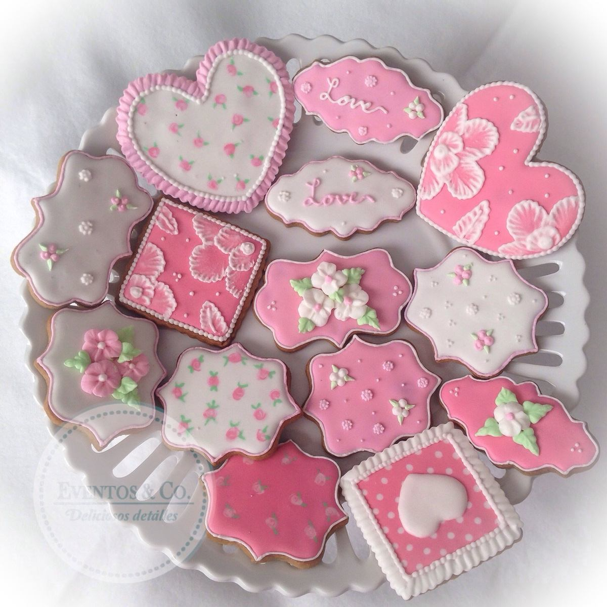 Galletas Decoradas Baby Shower Galletas Decoradas Mesa De Dulces Recuerdos Baby Shower