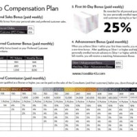 YEVO Compensation Plan Review