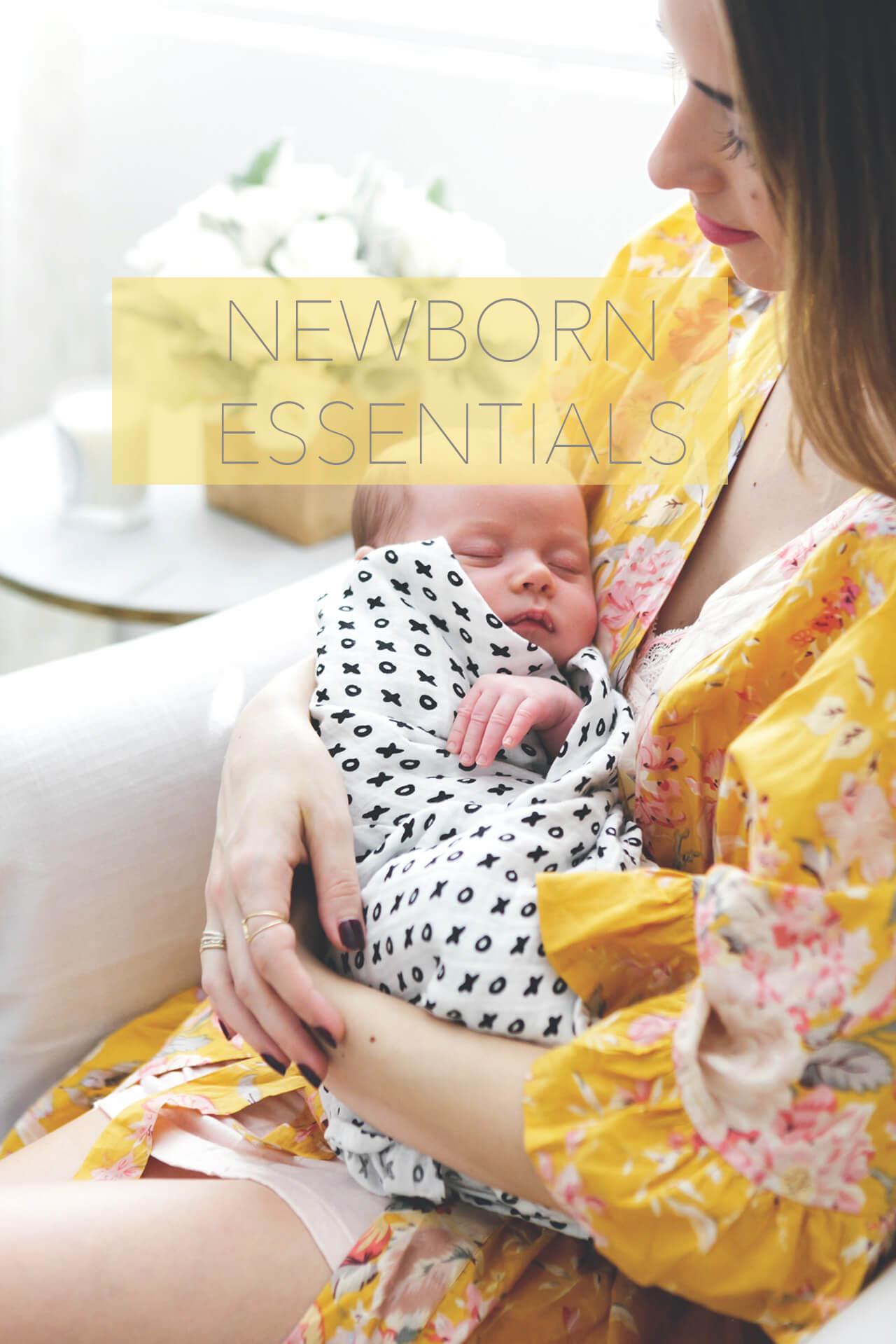 Newborn Essentials - M Loves M @marmar