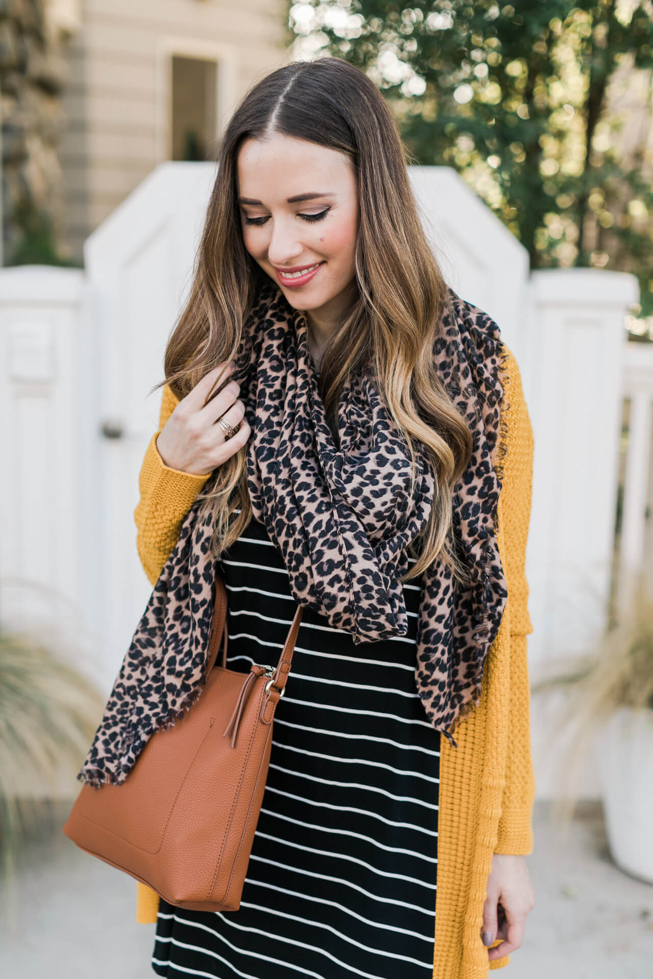 print mixing with leopard and stripes - M Loves M