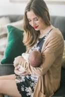 Mara and Baby Augustine