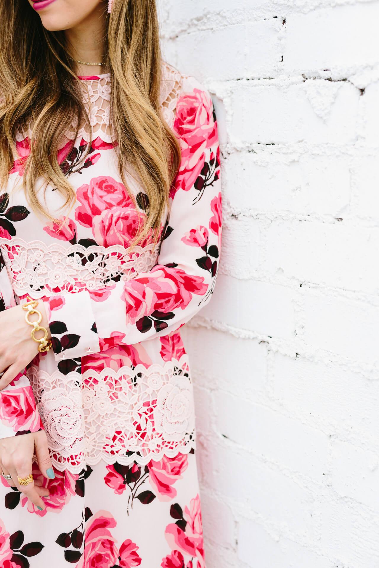 kate spade rosa dress