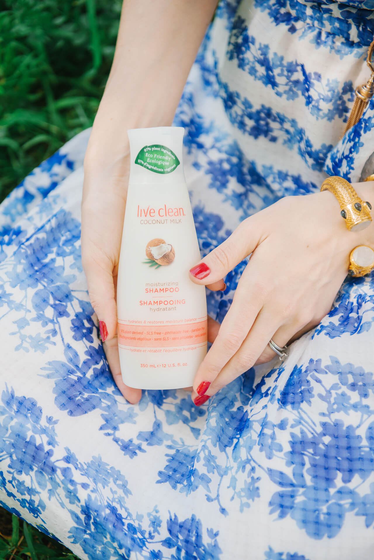 natural shampoo alternative that's affordable