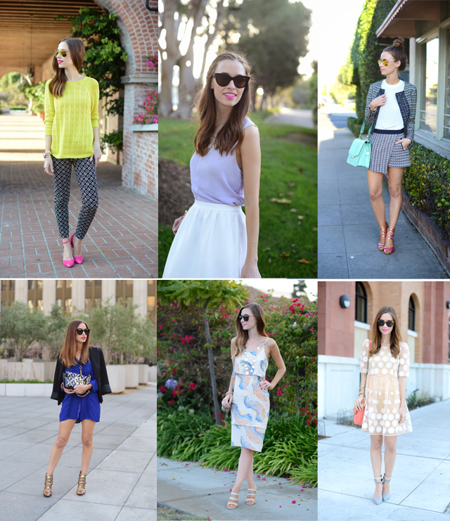 spring outfits M Loves M @marmar