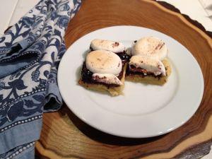 Endlessly Flexible Marshmallow Bar Cookies