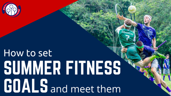 How to Set Summer Fitness Goals and Meet Them