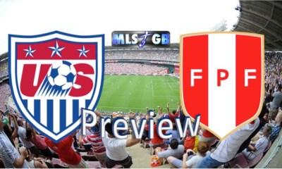International Preview and Prediction: USA vs Peru