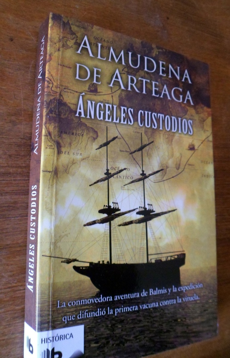 Angeles Custodios Libro Angeles Custodios Almudena De Arteaga 150 00