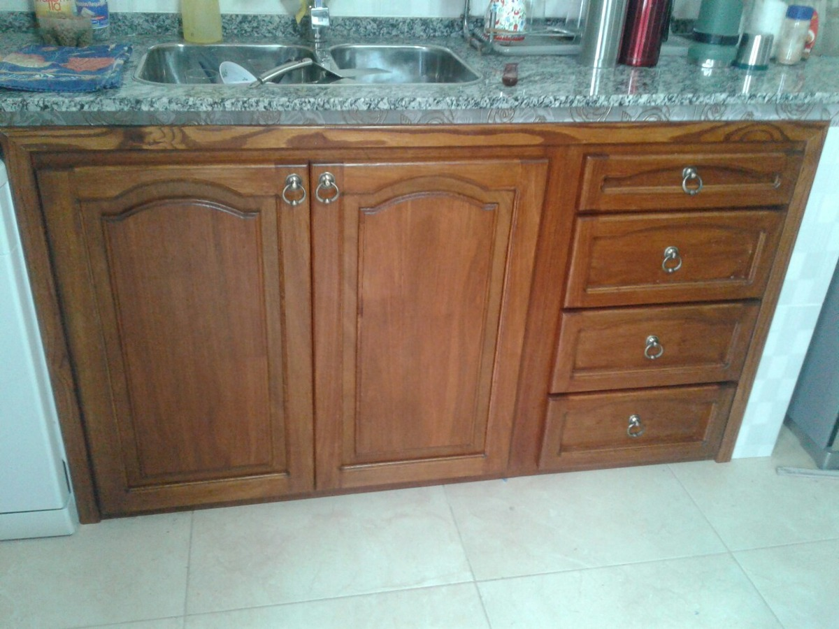 Muebles Rusticos Madera Maciza | Mesa De Comedor Industrial Mesa De ...