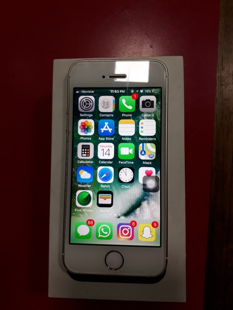 Iphone 5 S Libre Iphone 5s Libre 16gb