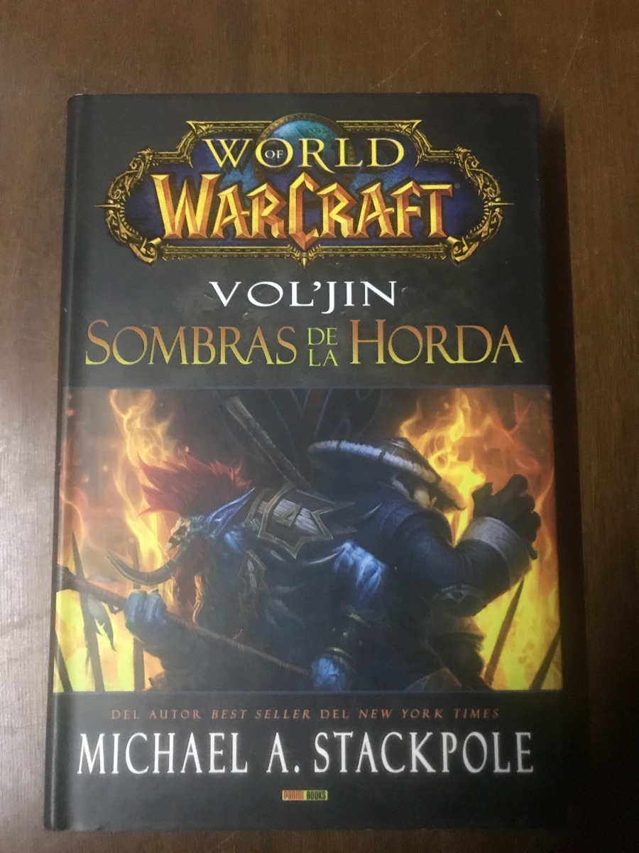Descargar Libros Warcraft Libro De World Of Warcraft Vol Jin Sombras De La Horda 750 00