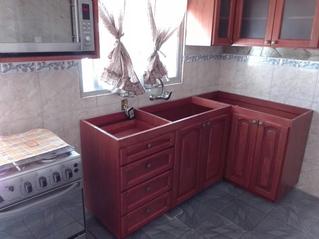 Muebles De Madera Rusticos Para Cocina   Para Manzanas Concepto ...