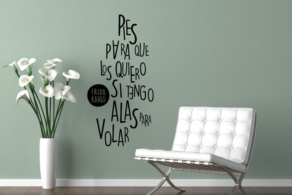 Vinilos Decorativos Para Paredes Vinilos Decorativos Para Pared Textos Vinilo Design