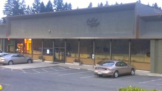 Calvary Fellowship building is now for sale.