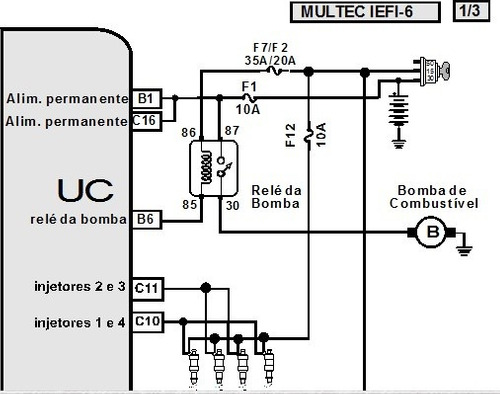 wiring diagram renault 21 nevada