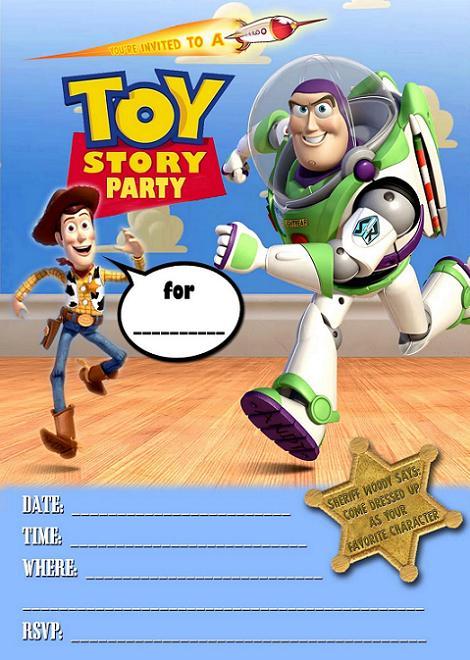 Invitaciones Cumpleanos Disney