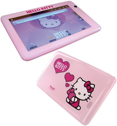 Formatos De Libros Electronicos Tablet De Hello Kitty Para Niña – Hello Kitty En