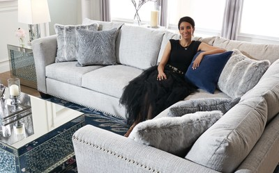 Value City Furniture Announces Partnership With Interior Design Celebrity Farah Merhi