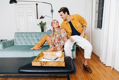 Wildly Popular Youtube Design Duo Mr Kate Launches Home Furniture Line With Dorel Home For Creativeweirdos Everywhere
