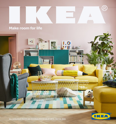 Download Ikea Catalog Cnw 2018 Ikea Catalogue Set To Land In Mailboxes Across