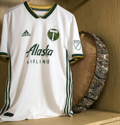 Portland Timbers, Alaska Airlines announce renewal of jersey
