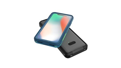 Wireless Battery Charger Lifeproof Announces Power Pack 10 Qi Wireless Battery Charger