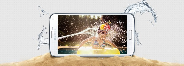 S5 WaterProof