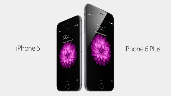 Oficial: Apple anuncia iPhone 6 e iPhone 6 plus - com NFC