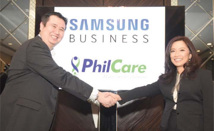 NFC nos Serviços de Saúde das Filipinas